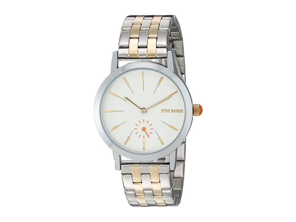 Steve Madden - SMW018TG (Two-Tone) Watches