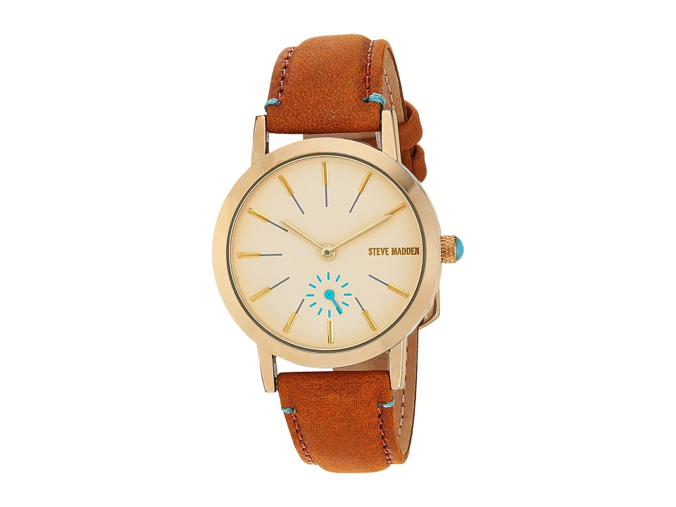 Steve Madden - SMW017G (Brown) Watches