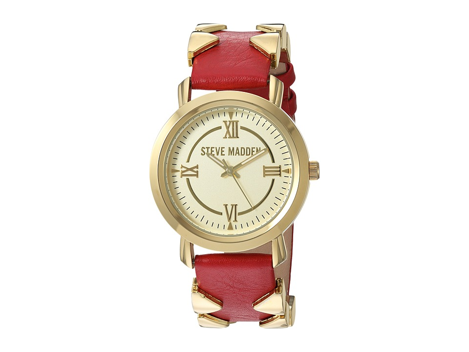 Steve Madden - SMW038G (Red) Watches