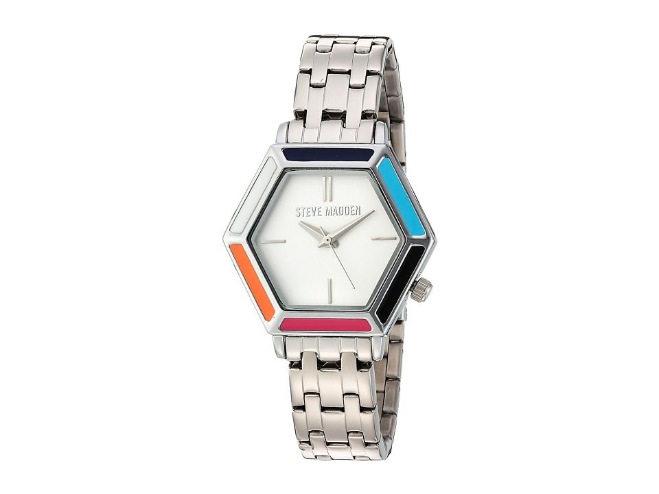 Steve Madden - SMW015 (Silver) Watches