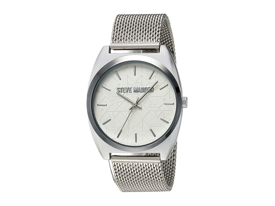 Steve Madden - SMW013 (Silver) Watches