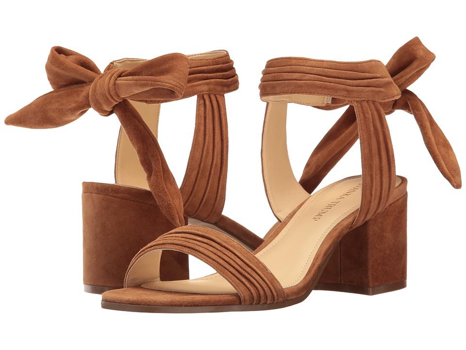 Ivanka Trump - Edline (Medium Brown FH Kid Suede) Women's 1-2 inch heel Shoes