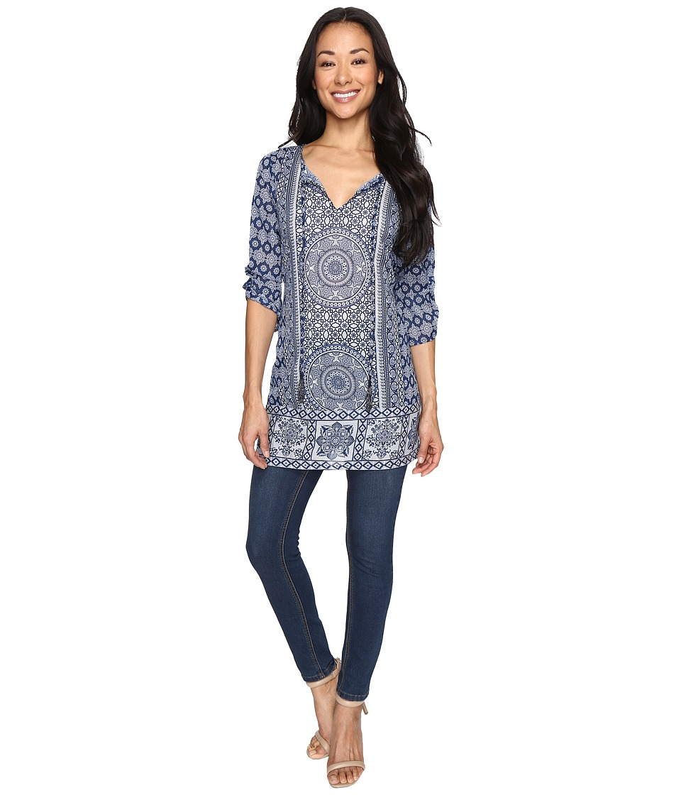 Tolani - Clarisse Tunic Dress (Bermuda) Women's Dress