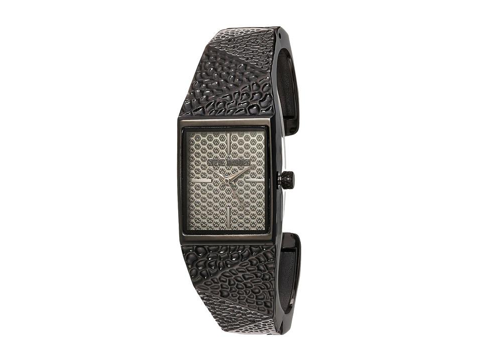 Steve Madden - SMW041BK (Black) Watches