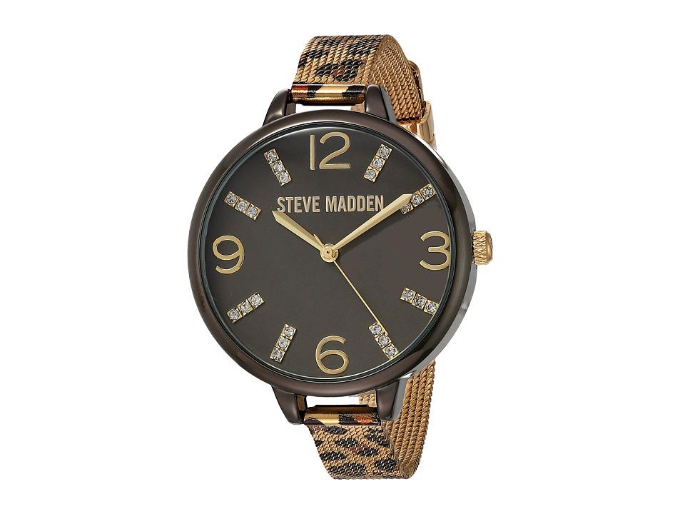 Steve Madden - SMW042GU (Gold) Watches