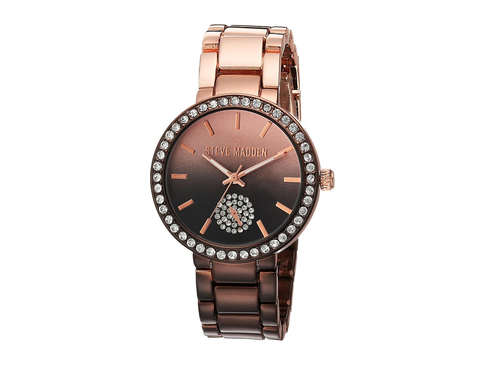 Steve Madden - SMW045Q (Rose Gold) Watches