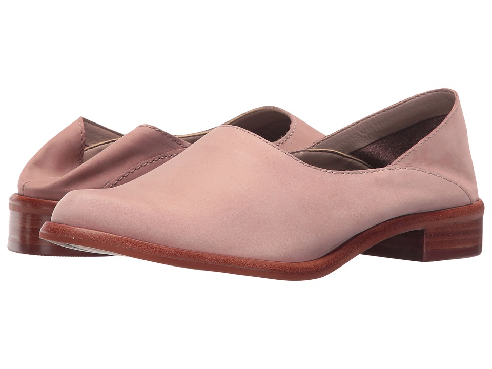M4D3 - Olive (Dusty Rose Nubuck Calf) Women's Slip on Shoes