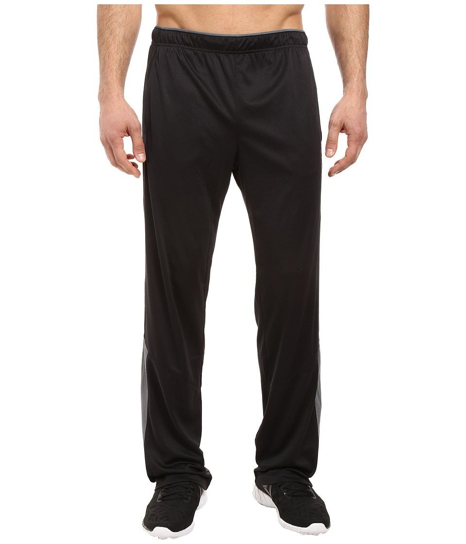 Reebok - Workout Ready Oh Knit Pants (Black) Men's Casual Pants