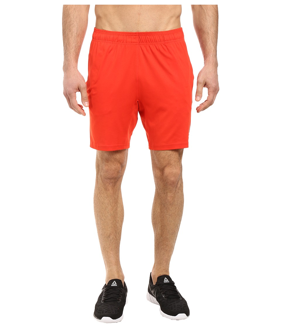 Reebok - Crossfit Speedwick II Shorts (Riot Red) Men's Shorts