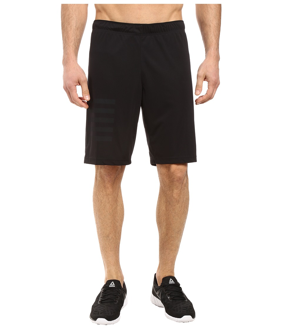 Reebok - OD GR Knit Shorts (Black) Men's Shorts