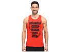 Crossfit Support Your Local Box Tank Top