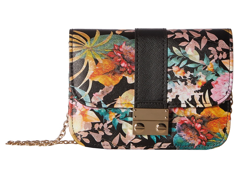 Jessica McClintock - Kara Mini Crossbody (Floral) Cross Body Handbags