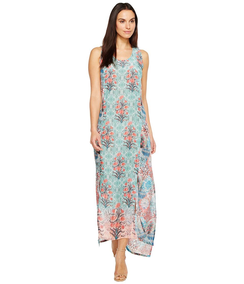 Tolani Kendall Maxi Dress (Seagreen) Women
