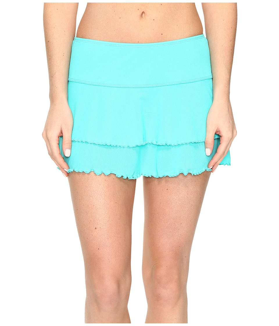 Body Glove - Smoothies Lambada Skirt (Min-T) Women's Swimwear