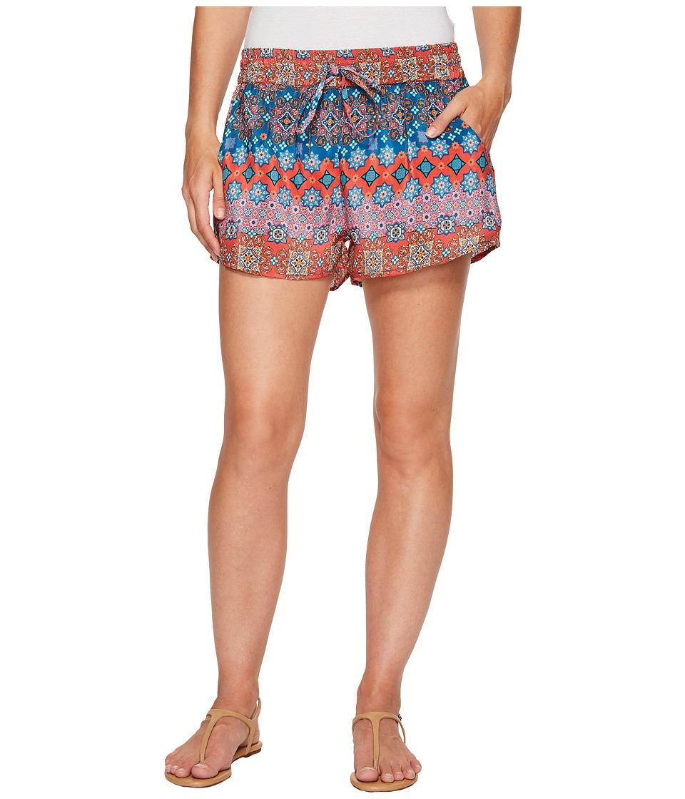 Tolani - Malika Shorts (Denim) Women's Shorts