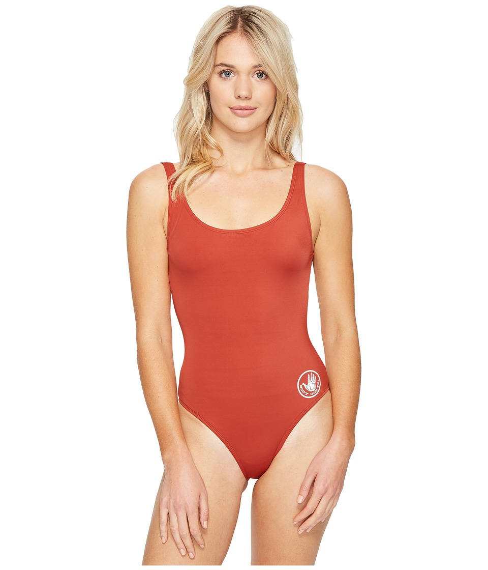 Body Glove - Smoothies U and Me One-Piece (Terracotta) Women's Swimsuits One Piece