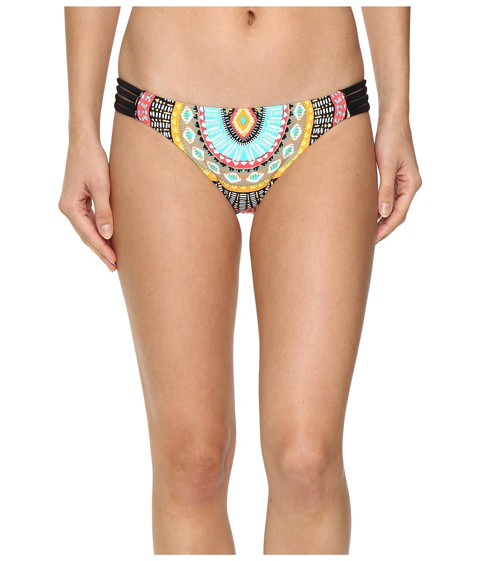 Body Glove - Culture Flirty Surf Rider Bottoms (Black) Women's Swimwear