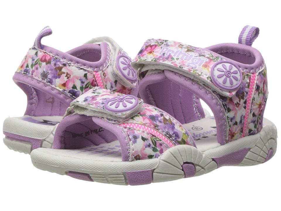 Primigi Kids - PCS 7337 (Toddler/Little Kid) (Purple Multi) Girl's Shoes