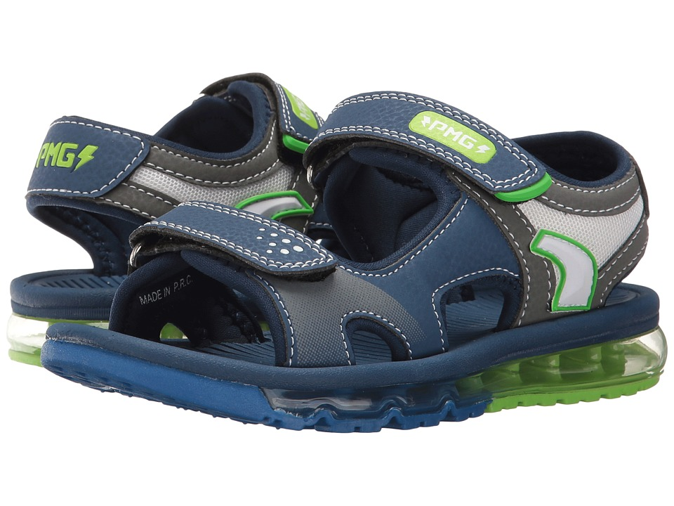 Primigi Kids - PRL 7349 (Toddler/Little Kid) (Blue) Boy's Shoes