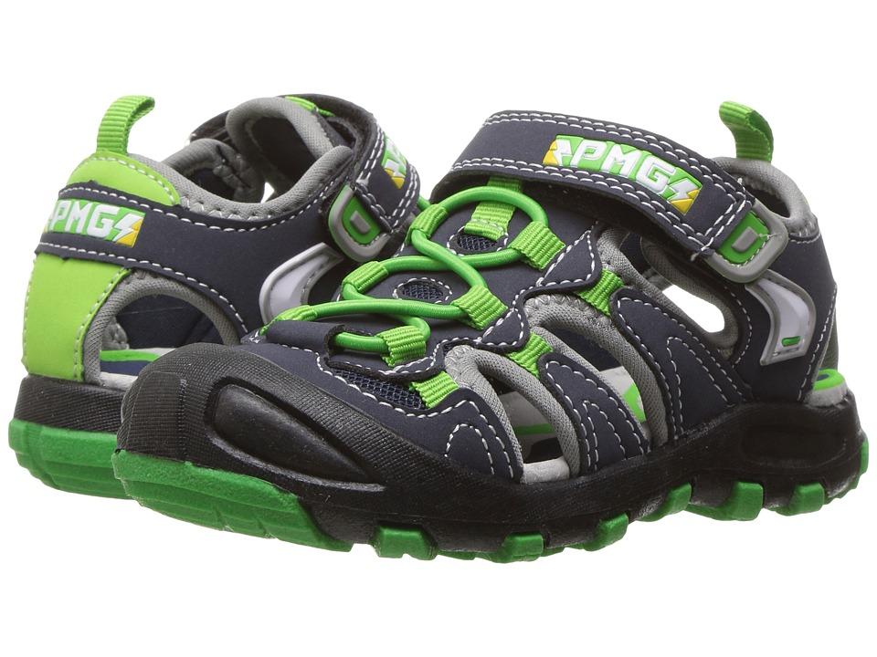Primigi Kids - PCD 7347 (Toddler/Little Kid) (Navy) Boy's Shoes