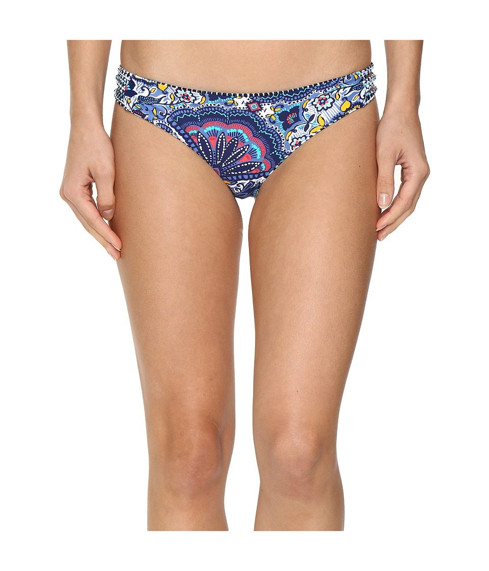 Body Glove - Free Spirit Reversible Surf Rider Bottoms (Midnight) Women's Swimwear