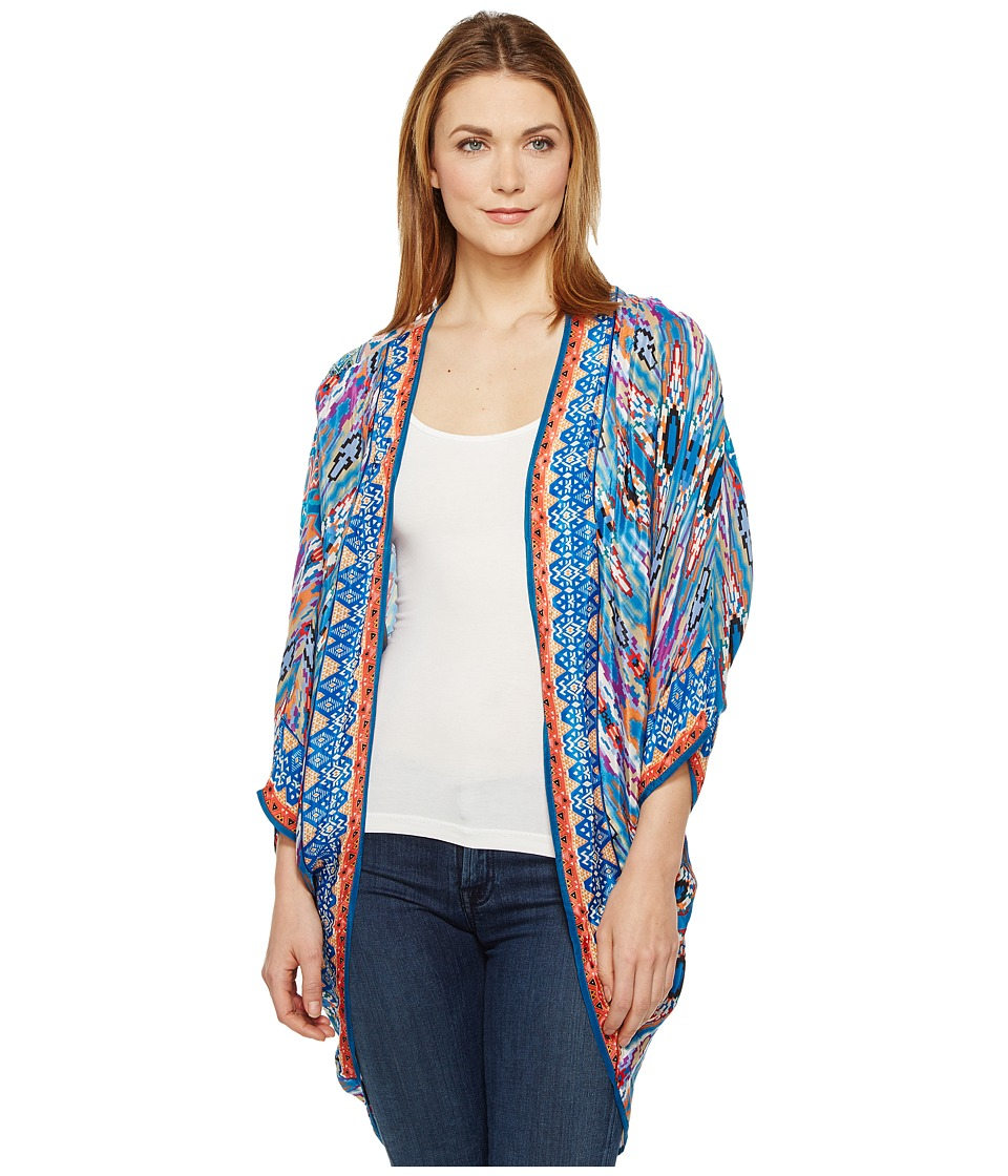 Tolani - Shara Wrap (Motif) Women's Sweater