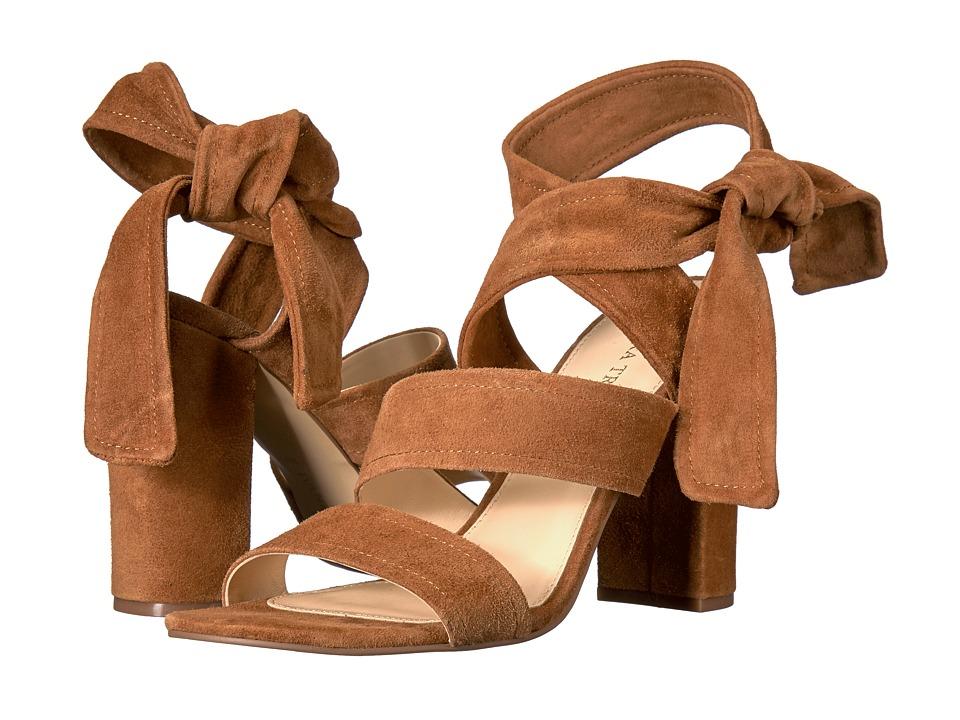 Ivanka Trump - Kiffie (Medium Brown FH Kid Suede) High Heels
