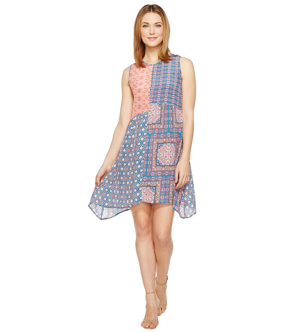 Tolani - Cassie Sleeveless Mini Dress (Pink) Women's Dress