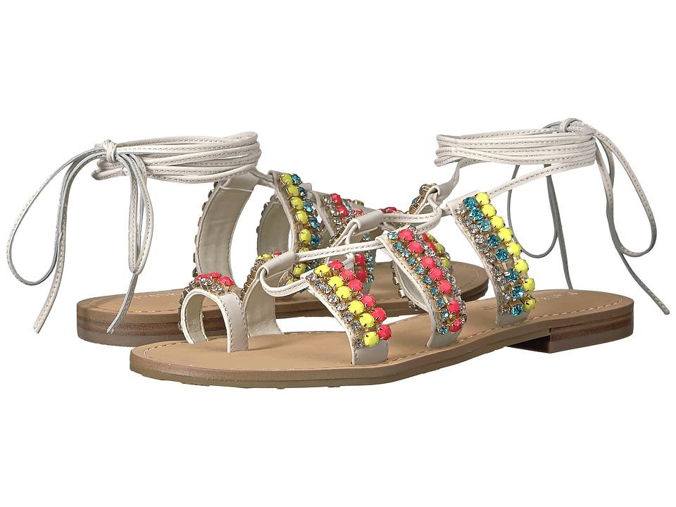 Ivanka Trump - Monday (Ivory Leather Tendre) Women's Sandals