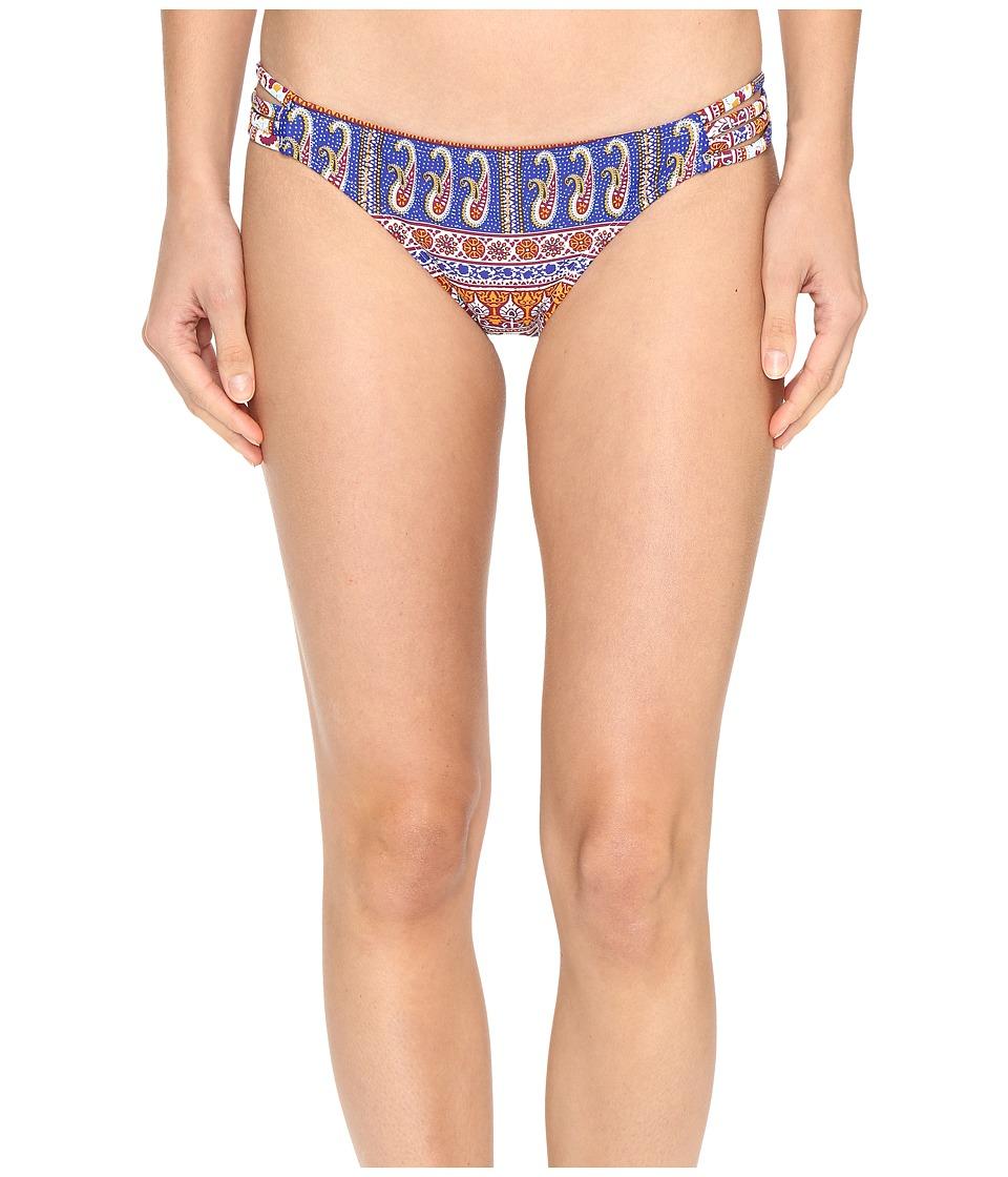 Body Glove - India Flirty Surf Rider Bottoms (Abyss) Women's Swimwear