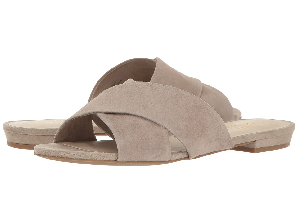 Seychelles - Continental (Taupe Suede) Women's Sandals