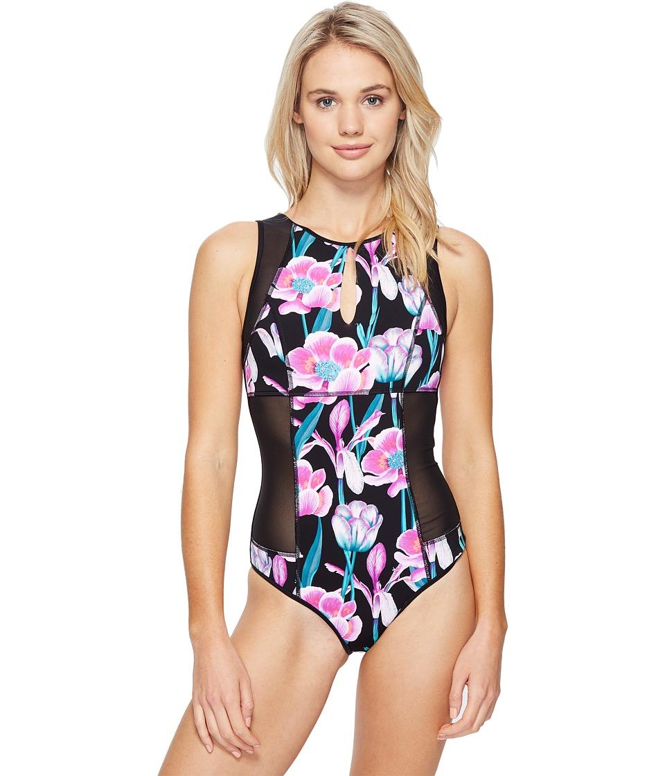 Body Glove - Oria Eldorado One-Piece (Black) Women's Swimsuits One Piece