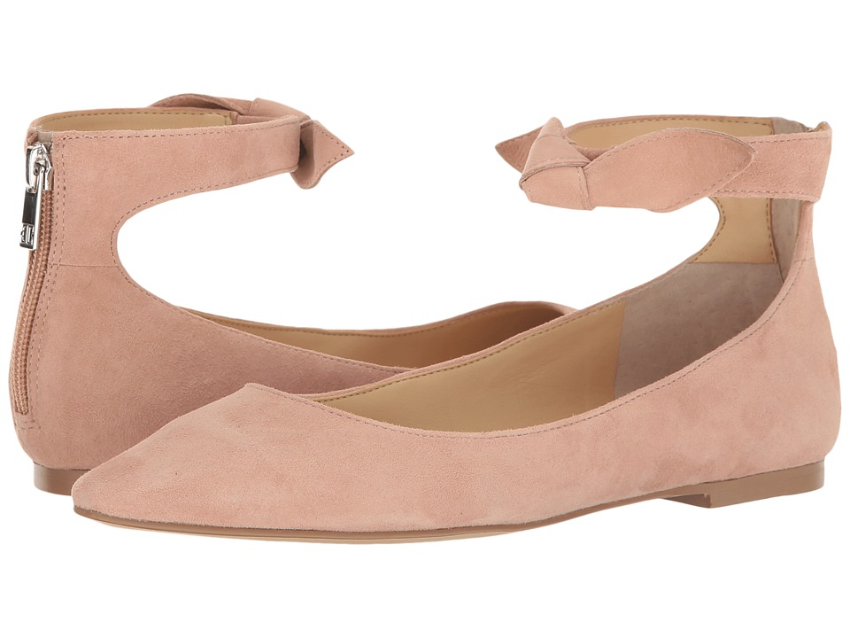 Ivanka Trump - Tramory (Medium Pink Savoy Suede) Women's Flat Shoes