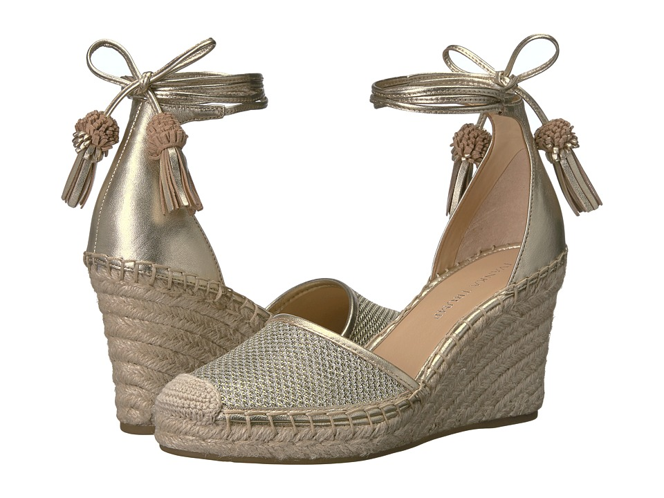 Ivanka Trump - Wadia4 (Gold Multi Foil Rava) Women's Wedge Shoes