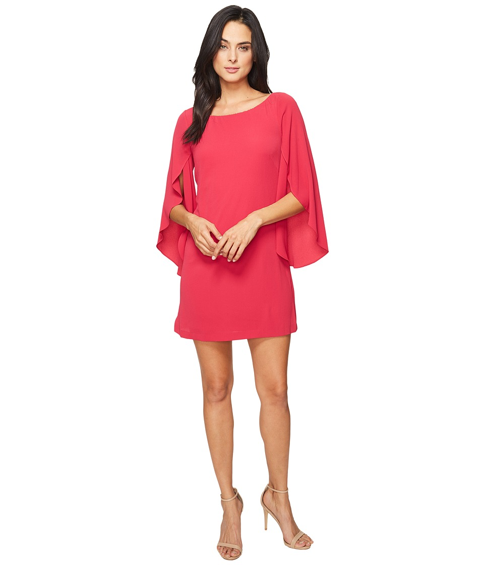 Jessica Simpson - Flutter Sleeve Dress (Orchid) Women's Dress
