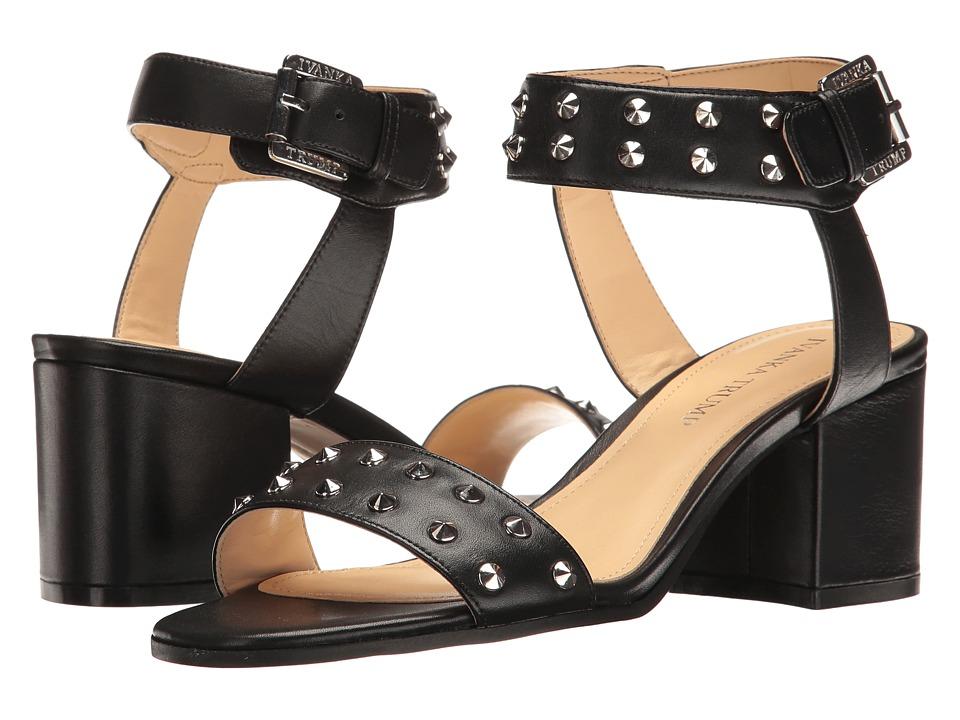 Ivanka Trump Elonna3 Black New Stetson 1-2 inch heel Shoes