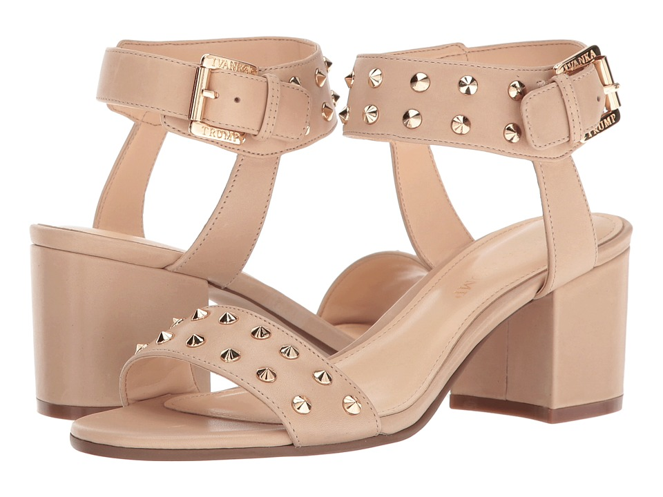 Ivanka Trump - Elonna3 (Medium Natural Fine Stetson) Women's 1-2 inch heel Shoes