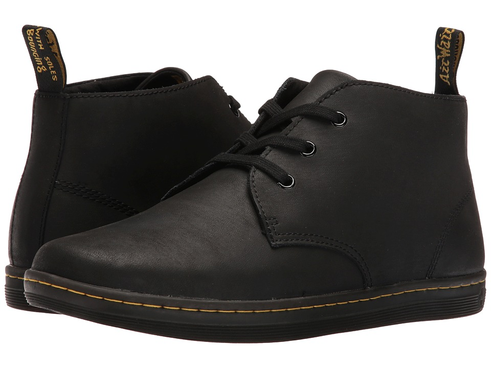 Dr. Martens - Will (Black) Men's Shoes