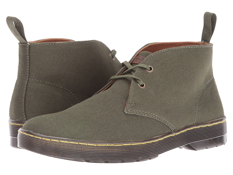 Dr. Martens - Mayport (Forest) Men's Shoes