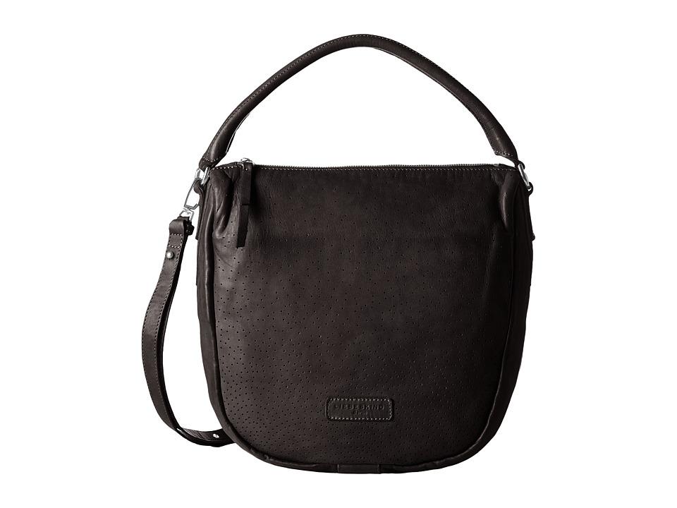 Liebeskind - Sanjo (Ninja Black) Handbags