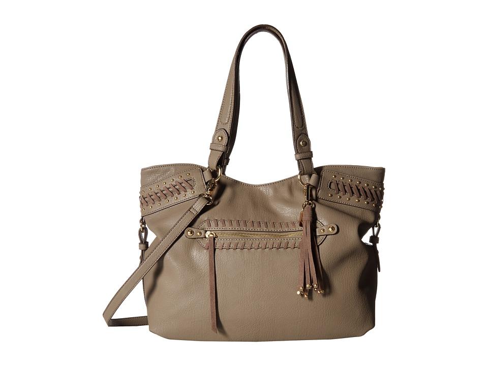 Jessica Simpson - Angie Tote (Slate) Tote Handbags