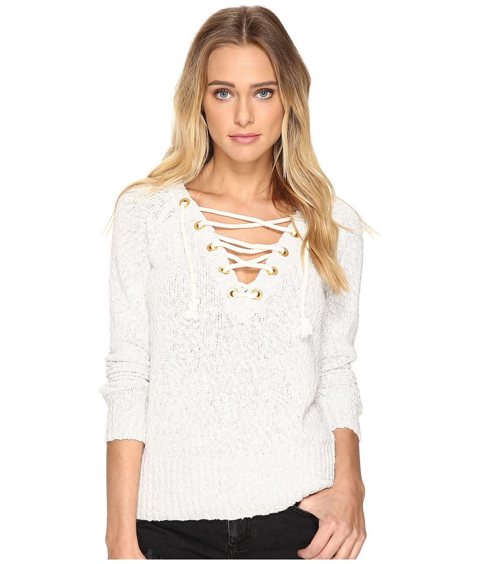 Lovers + Friends - Yacht Sweater (Taupe) Women's Sweater