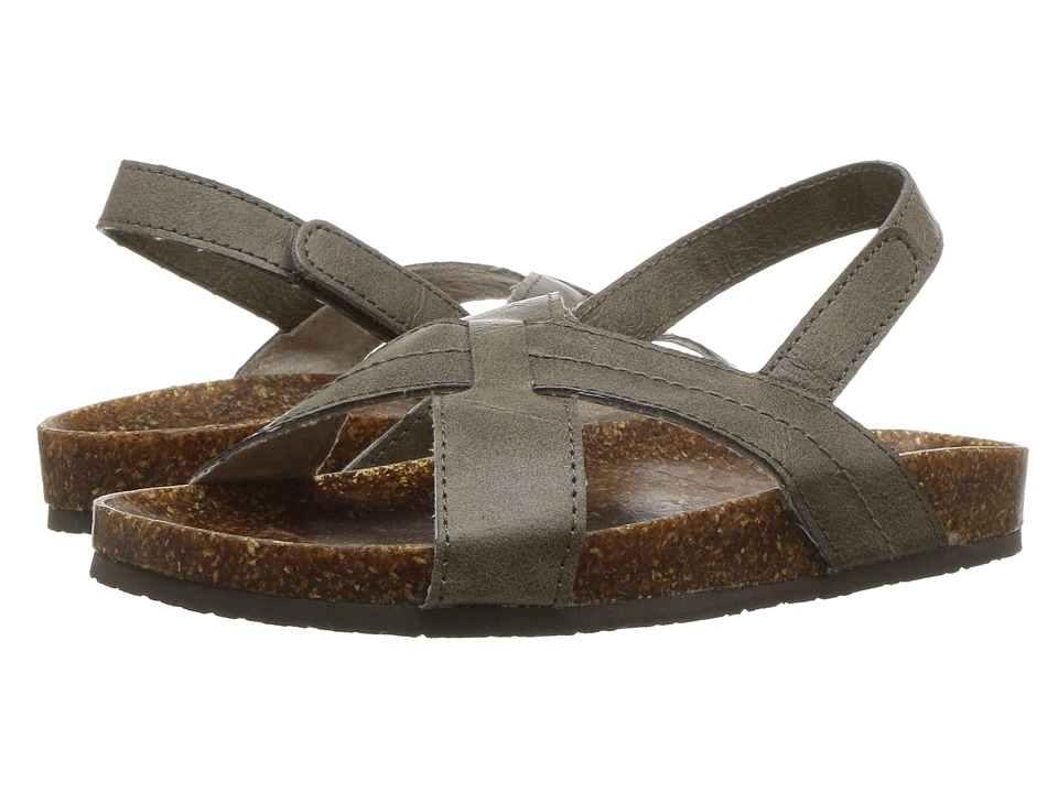 Baby Deer - Strap Sandal (Infant/Toddler) (Taupe) Boys Shoes