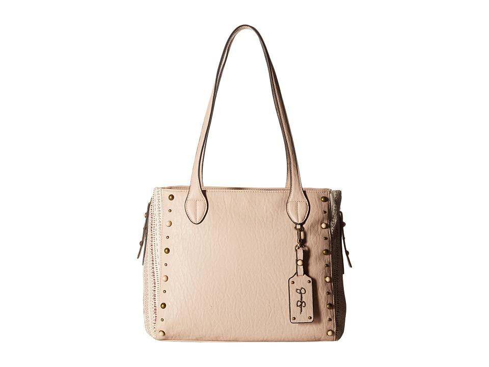 Jessica Simpson - Skye Tote (Black/Santorini) Tote Handbags