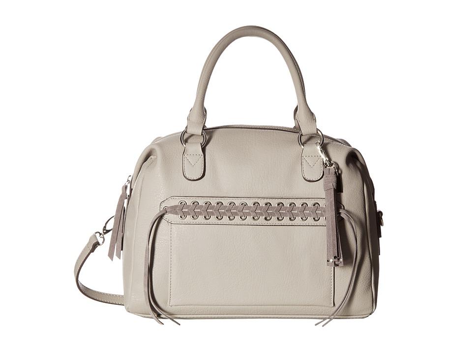 Jessica Simpson - Karen Satchel (Smoke) Satchel Handbags