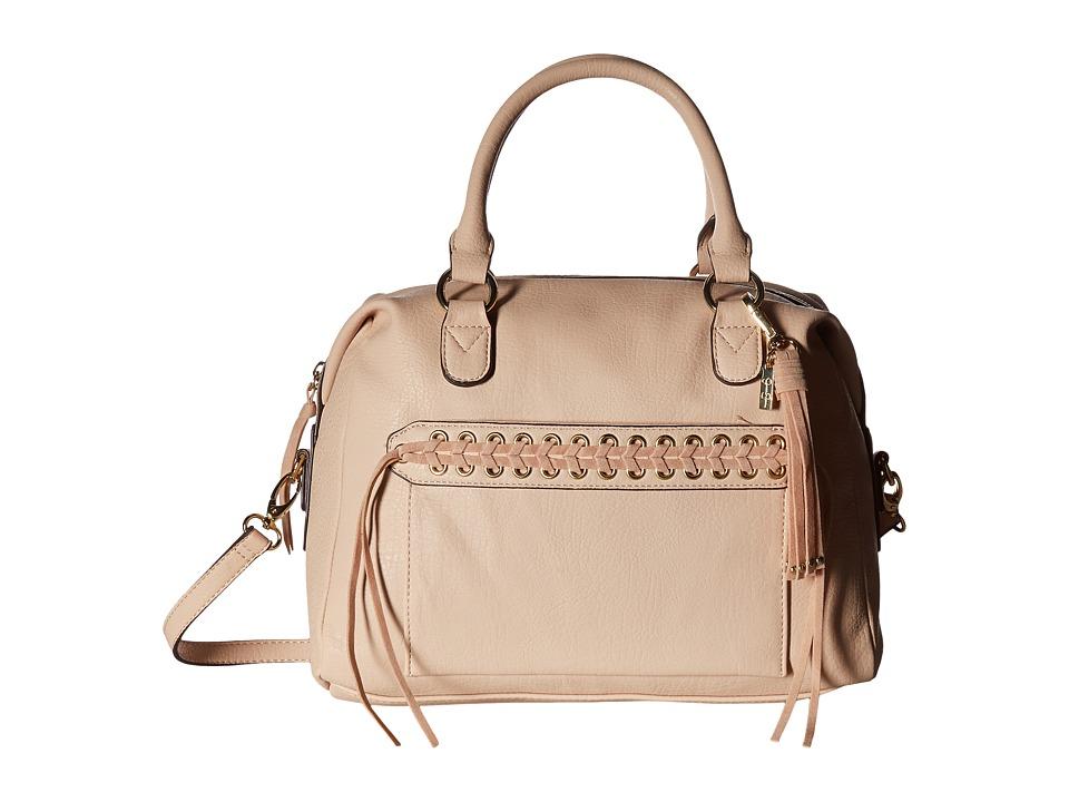 Jessica Simpson - Karen Satchel (Blush) Satchel Handbags