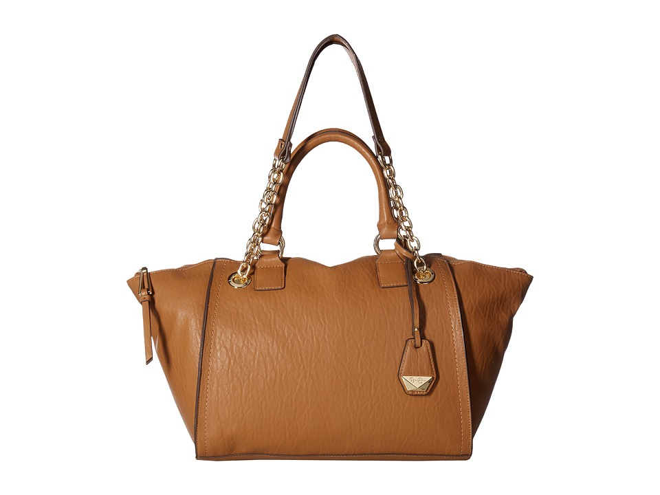 Jessica Simpson - Eve Satchel (Honey) Satchel Handbags