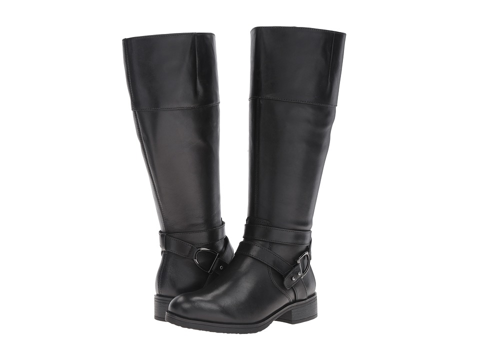 Bandolino - Tessi Wide Shaft (Black/Black) Women's Boots