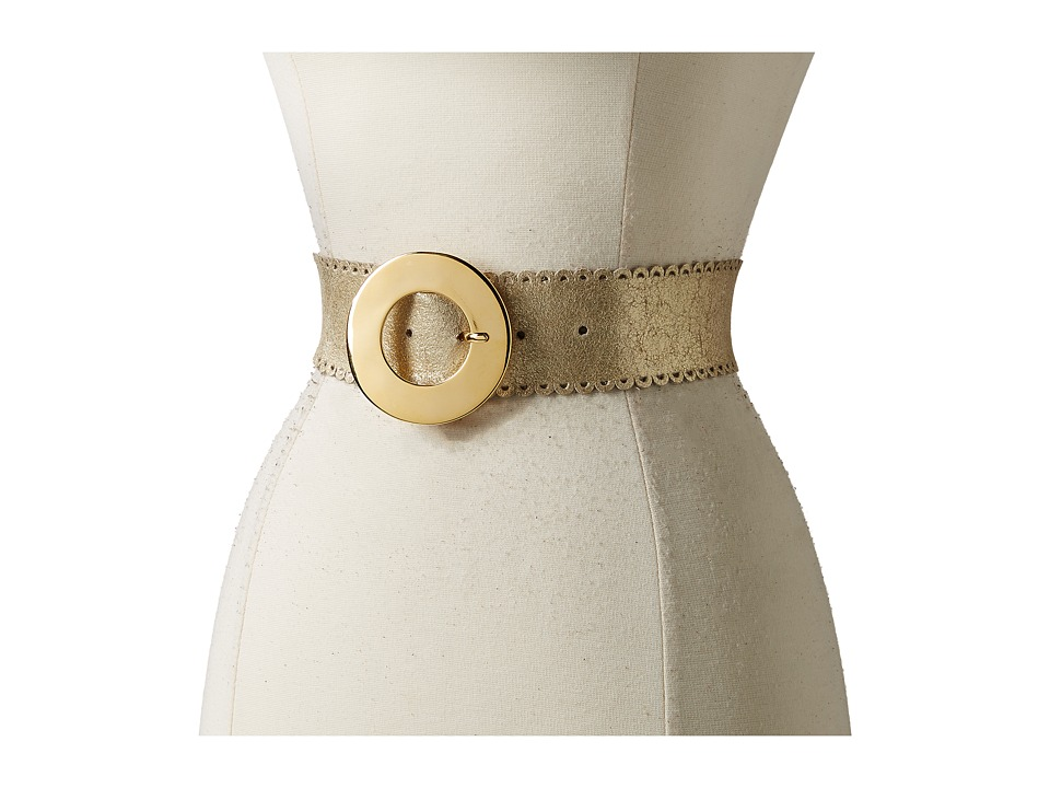 Leatherock - 1768 (Platinum) Women's Belts