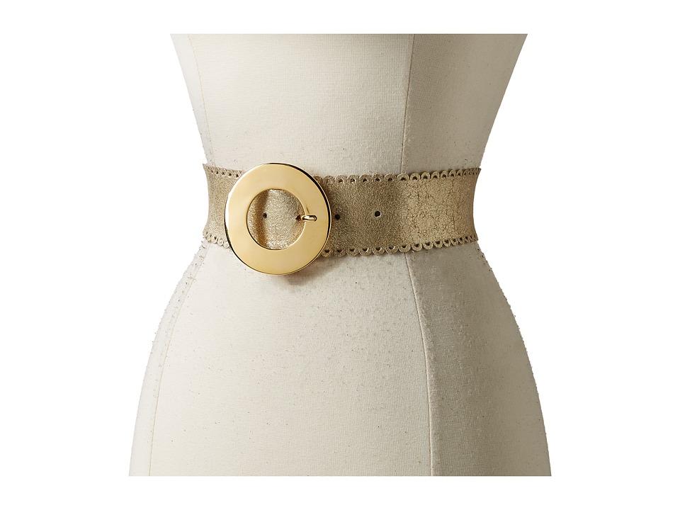 Leatherock - 1768 (Platinum) Women's Belts